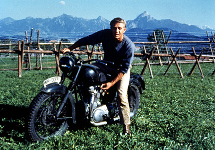 Maybe one of them was Steve McQueen's ancestor?