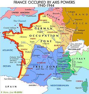 Vichy France «