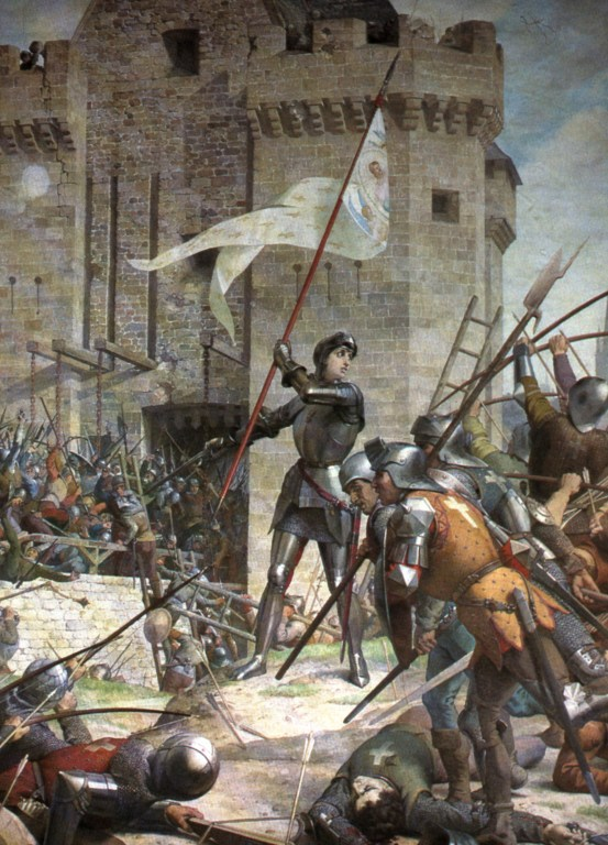 The Maid, La Pucelle, Joan of Arc. Few women are as recognizable and famous as her. Her story reads like a fantasy legend, but it's history and history is our business.