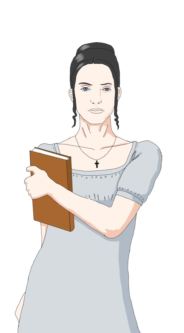 Jane Austen being her bad self.