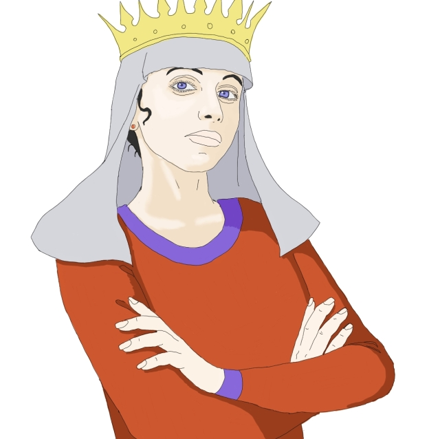 Queen Matilda of England