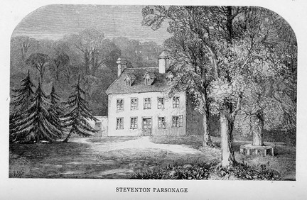 The house where Jane grew up.