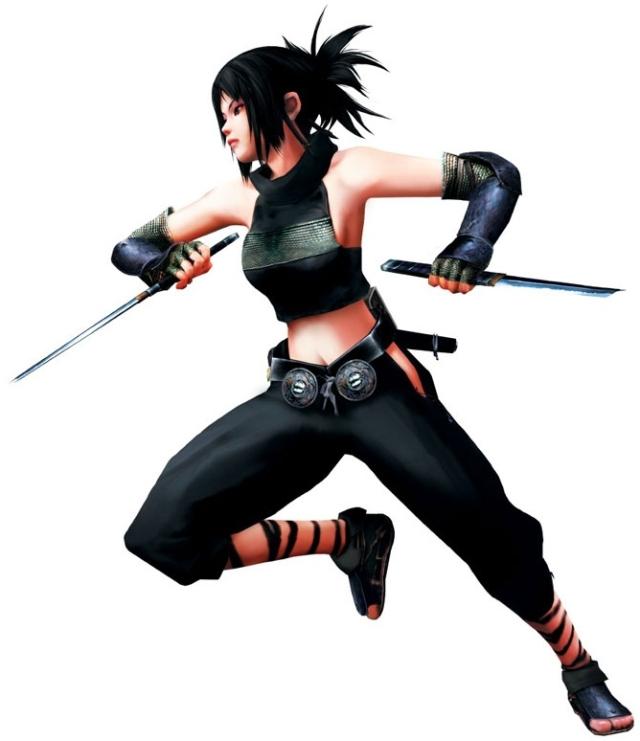 Anna - Gaspar, Ninja's weren't even around back then.