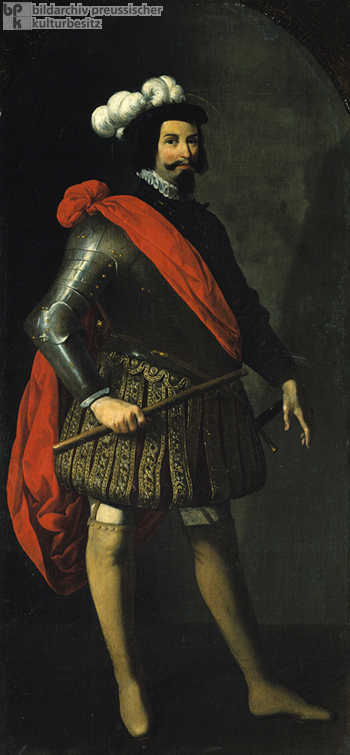 Emperor Ferdinand just doesn't like life and wants to give up on life because of those pantaloons.